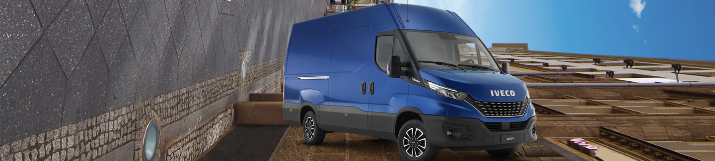 nuovo iveco daily hi-matic